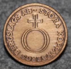 Stora Kopparbergs Bergslags AB, pre 1984, 18mm