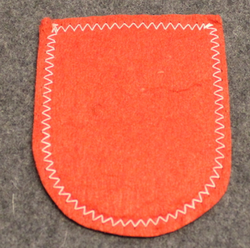 Köln, souvenir patch, felt.