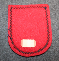 Tirol, souvenir patch, felt.