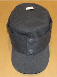 Finnish Army M/36 field cap. Original, unissued.