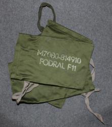 Välinepussi, Ruotsin armeija, 11x18cm