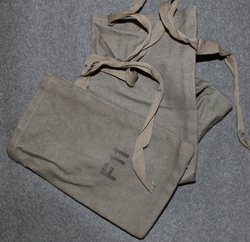 Equipment pouch, Swedish army, 11x18cm