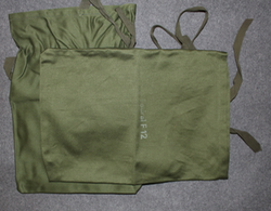 Equipment pouch, Swedish army, 19x28cm