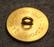 AB Cloetta, karamelli / suklaatehdas, 26mm kullattu