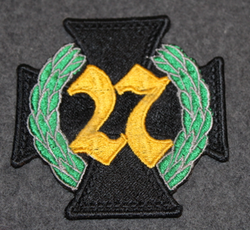 27th Jäger Battalion, Finland.
