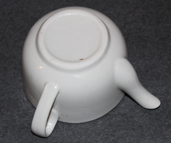 Sippy Cup, Finnish military hospital, ww2