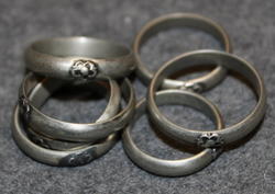 Finnish War effort ring, 1940.