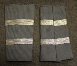 Epaulettes, STV, Finnish Industrial Security, 1959-1993