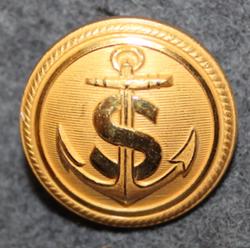 Stockholms Rederi AB Svea, Shipping company, 23mm gilt