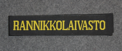Rannikkolaivasto, Finnish Navy tally.