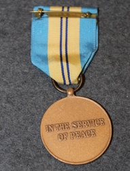 United Nations UNEFII medal.