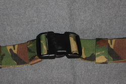Dutch Army Cordura Woodland DPM 50mm belt