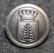 Hedemora kommun. Ruotsalainen kunta, 14mm harmaa