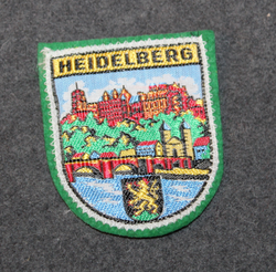 Heidelberg, souvenir patch.