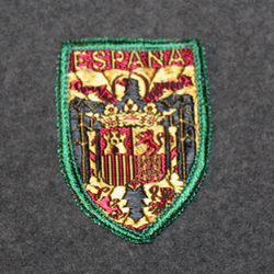 Espana, souvenir patch.