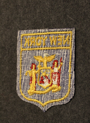 New York, souvenir patch.