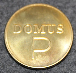 P Domus, parking token