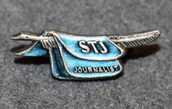 Svenska Turistföreningen, STJ Journalist, reporter