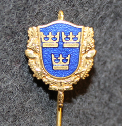 Militärpolisföreningen, Swedish military police association. LAST IN STOCK