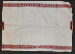 Linen Towel, Swedish army, Försvarsmakten
