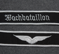 German Army cuff ribbon.