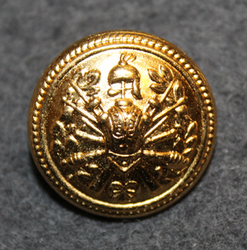 Italian Army, uniform button.
