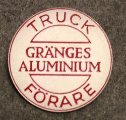 Truckförare, Gränges aluminium. Fork-lift operator LAST IN STOCK