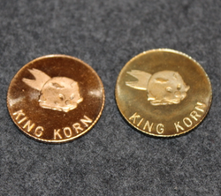 King Korn 200  Stamps. Trading Stamp token. 1963