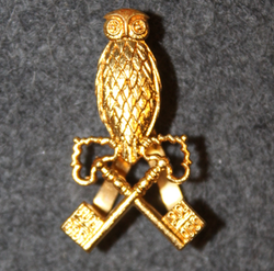 Förenade Svenska Vakt Ab. Security officers shoulder insignia.