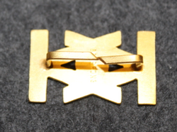Vaktbolaget Argus AB. Security officers  uniform insignia. LAST IN STOCK