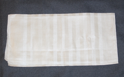 Linen towel, Czechoslovakian, unissued / issued