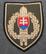 Slovakian armeija, hihamerkki, vaakuna.