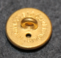 Ystads kommun. Swedish municipality, 16mm gilt