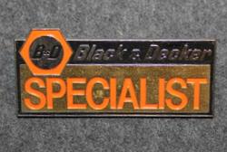 Black & Decker Specialist.  LAST IN STOCK