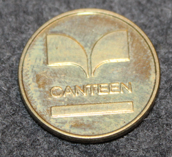 Canteen Vending. Old logo. USA