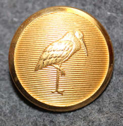 Marabou,chocolate factory. Old bird logo. 22mm