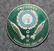 Onu Congo, GRK, Kamina Base 1962-1963. Ruotsalainen rauhanturvaajamerkki. OOS