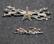 Kungliga Telegrafverket, Ruotsin lennätinlaitoksen univormutunnus
