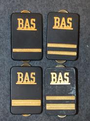 Securitas arvomerkit, BAS