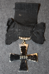 Cross of Mourning, 1939.