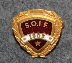 S.O.I.F, Danish sports club.