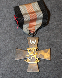 Cross of Vilppula, Finnish liberation war 1918.