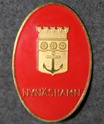 Nynäshamn, badge of city official