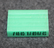 Vintage eraser, Panda brand, 1970´s