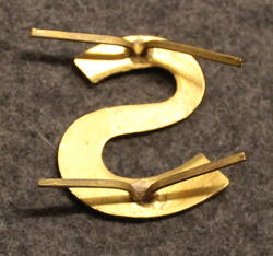 Finnish Civil guard shoulder insignia.