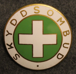 Skyddsombud. Safety representative. LAST IN STOCK