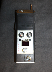 PAN-40, 40ch 2-way CB radio. Unissued