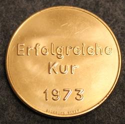 Erfolgreiche Kur 1973, kylpylärahake