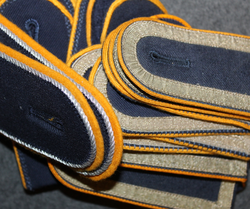 Rank shoulder boards, Luftwaffe.