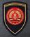 DDR, Volksmarine, kansanlaivaston hihamerkki.